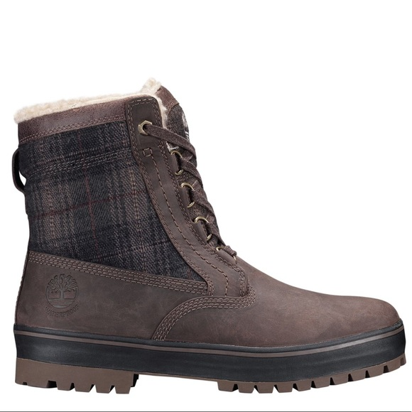 TIMBERLAND MEN S SPRUCE MOUNTAIN WATERPROOF BOOTS aa11ade7915e7